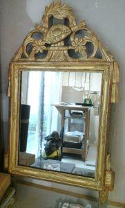 Miroir Luis XVI